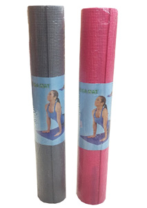 Matras Yoga + Tas 4 Mm
