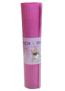 Matras Yoga + Tas 6 Mm