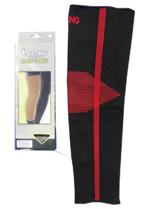 Lifting Long Elastic LF-01 + Kotak Black/Red