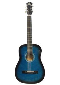 Mahogani MX 38-ES Blue