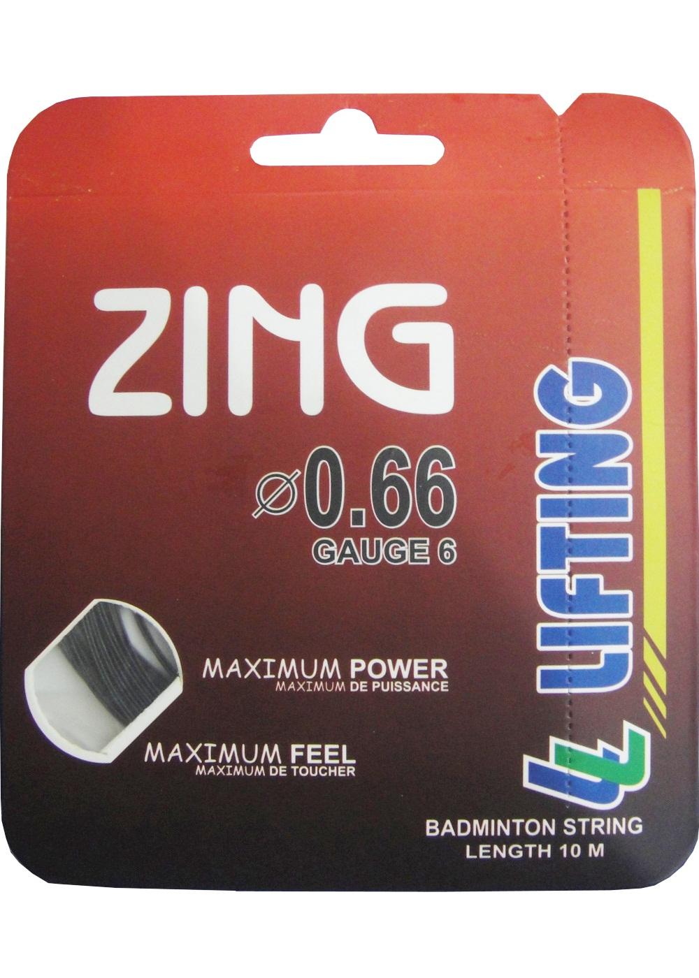 Lifting Zing