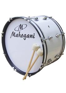 "MAHOGANI MC-1810 BASS  [18"" X10""] W/STRAP WHT"